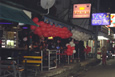 Birthday celebrations with ballons on Soi 8